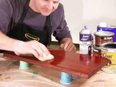 Finishing Mahogany: 3 Tips for Beautiful Color in Your Woodworking Projects
