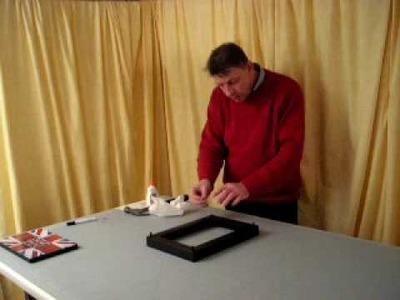 """Framing DIY Shadow Box """"Rapid"""" 1 UK"""