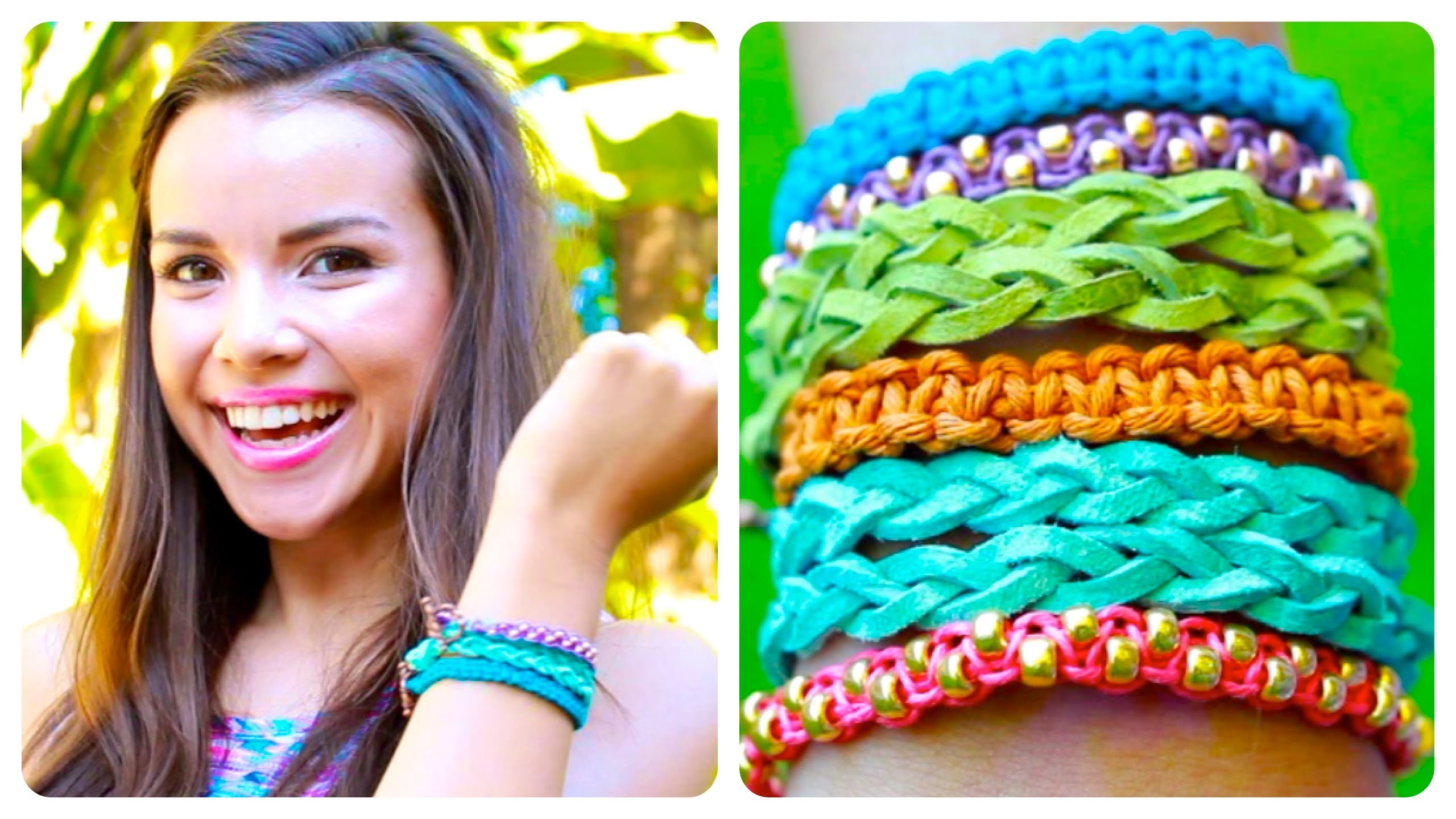 GIY Wrap Bracelets!
