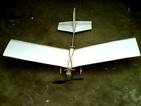 How to Build a Great Homemade RC Airplane Really Cheap