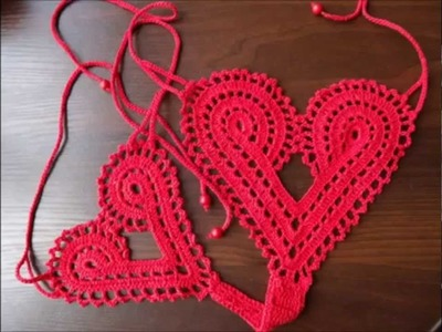How to Crochet Panties Free Pattern
