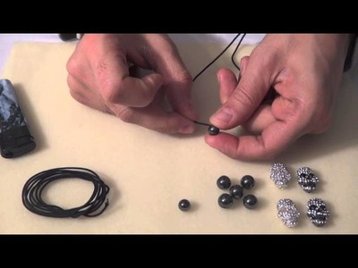 HOW TO MAKE A SHAMBALLA BRACELET - 4 new Shamballa bracelet projects