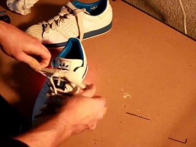 How To make LED Light Up Shoes