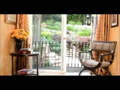 Interior Design Projects-Award Winning 20 Foot Ceiling Window Treatment Ideas