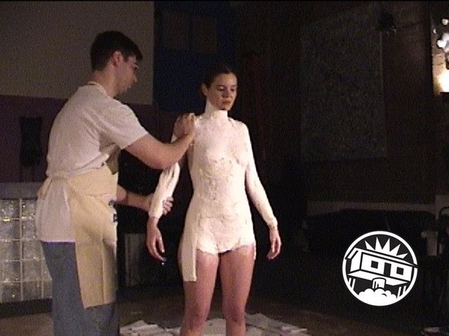 Lifecasting Tutorial: Dress Form Cast In Flexible Foam