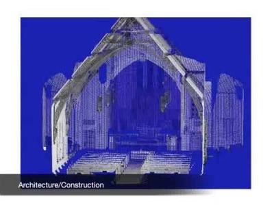 Long Range 3D Scanning- buildings, power plants and more!