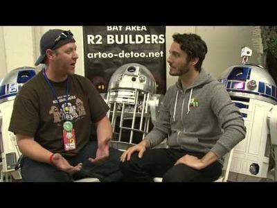 Make a 'Star Wars' R2-D2