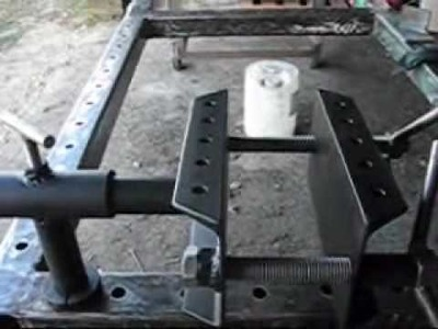 Metalworking Welding Fabrication Table Update,The Vise
