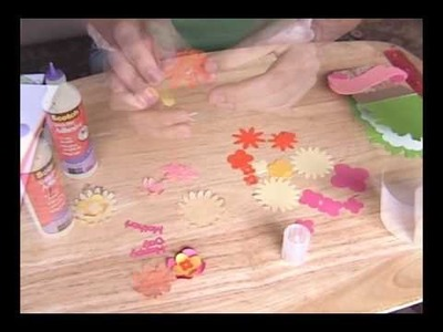 Mother's Day Flower Pot Card Tutorial Part 2