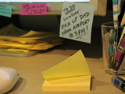 Ode to a Post-it Note