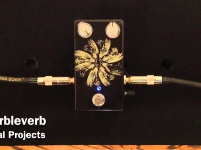 Pedal Projects Reverb- Marbleverb