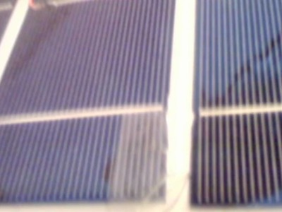 Robert Smith's First Solar Panel Project