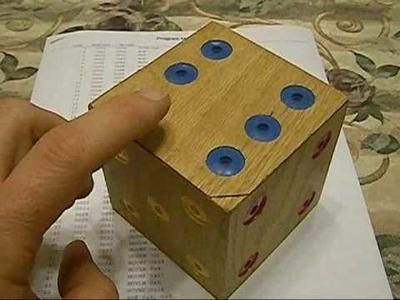 Secret dice box