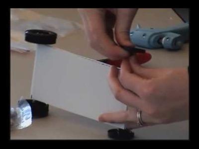 Solar Activity: How to Build a Solar Car