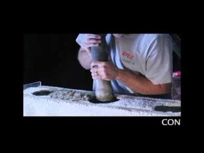 Time Lapse Construction Apex Block Insulated Concrete Form Fire Resistant Building ICF ICFs
