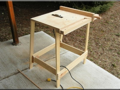 Utility Table Saw