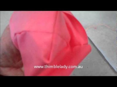 Bag patterns video demo