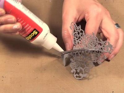 Ep. 1001 - Spellbinders 3D Christmas Tree Die