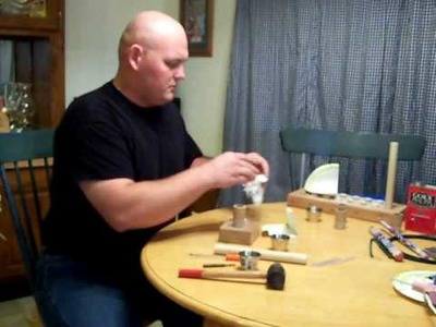 How to make a 37mm shell - Firework -