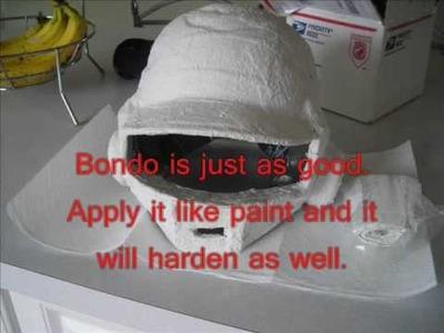 How To Make: A Daft Punk Helmet