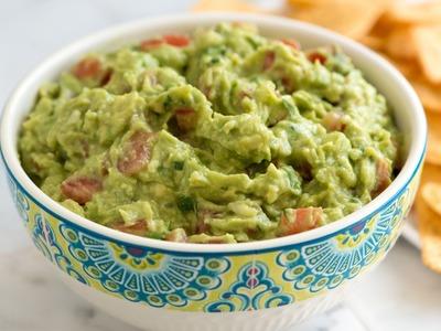 How to Make Fresh Guacamole - Our Favorite Guacamole Recipe