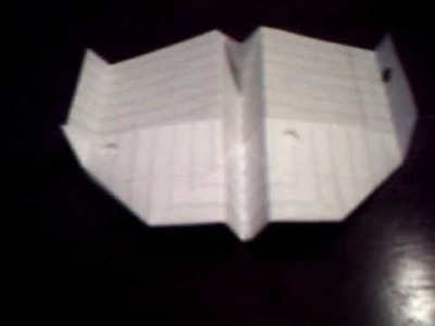 How to make the Best paper stunt plane ever