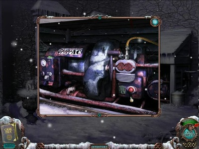 Mystery Case Files®: Dire Grove™ Collector's Edition (Generator Puzzle Solution)