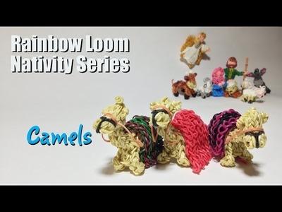 Rainbow Loom Nativity Series: Camels