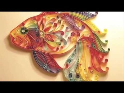 TOILET PAPER ROLL  and Quilling arts Ideas