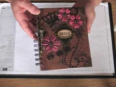 7 Gypsies Journal and a Meandering Mini Album