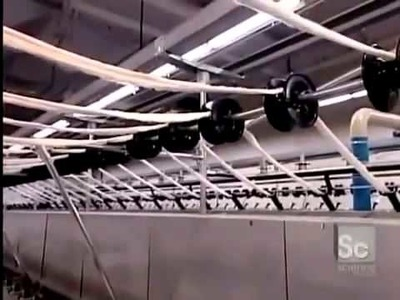 How It`s Made Cotton yarn