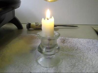 How to build a Vaporizer using a Light Bulb