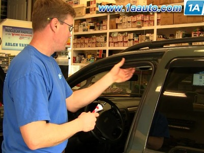 How To Install Replace Rubber Weatherstrip Seal Door Jeep Grand Cherokee 99-04 1AAuto.com