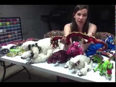 How to Loom Your Dragon Q&A with Cortney Nicole!
