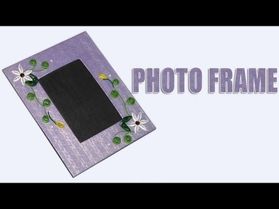 How to Make a Photo Frame