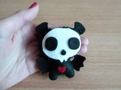How to make a Skelanimal Plush (Tutorial)
