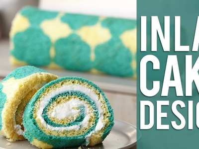 How to Make an Inlay Japanese Roll Cake