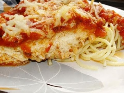 How to Make Chicken Parmesan (aka Chicken Parm)