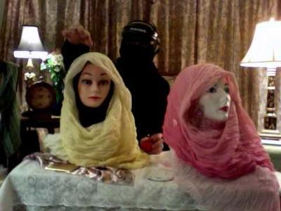 How to Wear Hijab: loose Qatari Wrap Style