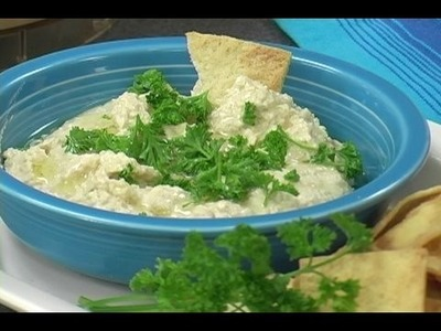 Hummus - A Simple Hummus Recipe