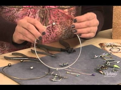 Industrial Chic Choker Tutorial with Susan Lenart Kazmer