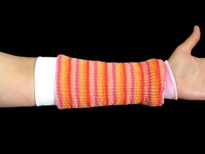 Leg Warmers for Children Girls -- Poogies.com Reversible Legwarmers for Dance