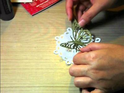 Mother's Day Card Tutorial - Butterflies