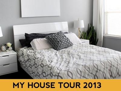 My House Tour 2013 | Home Decor Ideas | Miss Louie