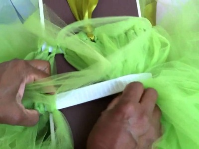 Part 5 of 5 Learn How to make a  tutu dress