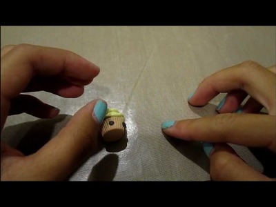 Polymer Clay Cupcake Charm Tutorial