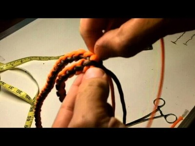 Rock Paracord - How to Make a Duck Call Lanyard