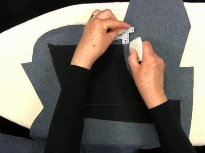 Sewing - Make A Dress - Part 3 - Dressmaking Tutorials - Download Dressmaking Patterns