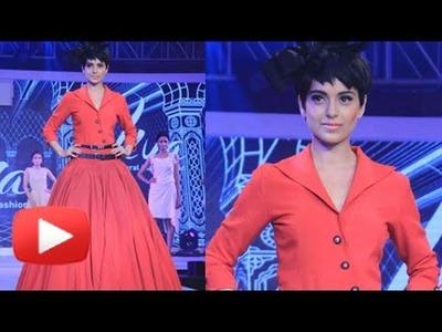 SEXY Kangana Ranaut Poses In Red HOT Dress | Fresh !