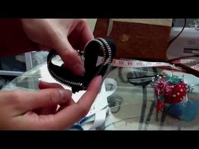 Zipper Heart Tutorial